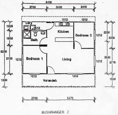 Australian eco village housing floor plans and prices for 2 bedroom house plans australia