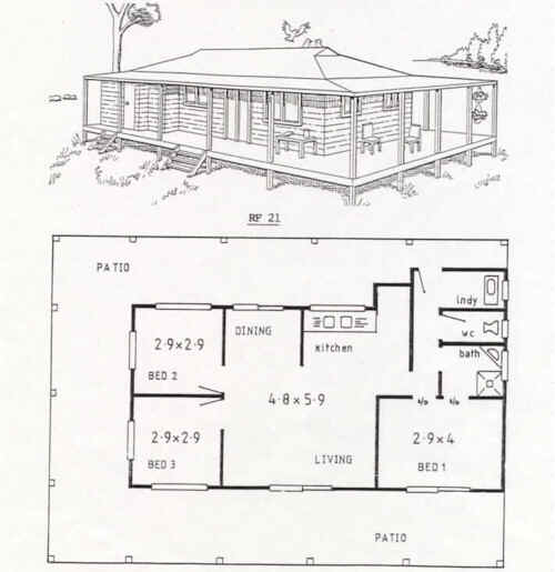 40x60 Steel Home Floor Plans