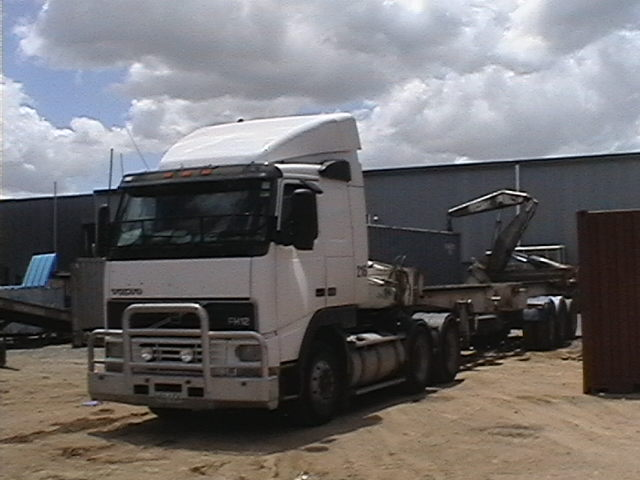 Specialised Container Transport